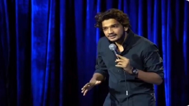 South Asian American comedians