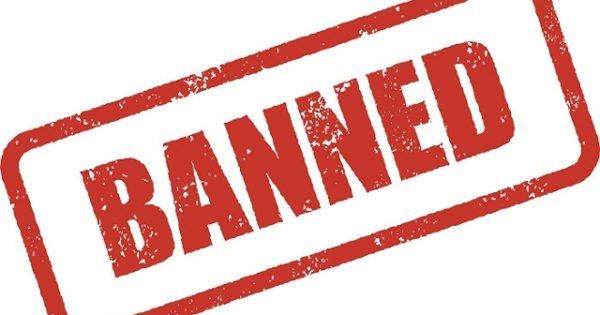 Banned organisations