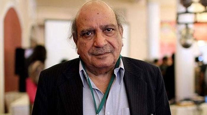 IA Rehman passed away in Lahore today.