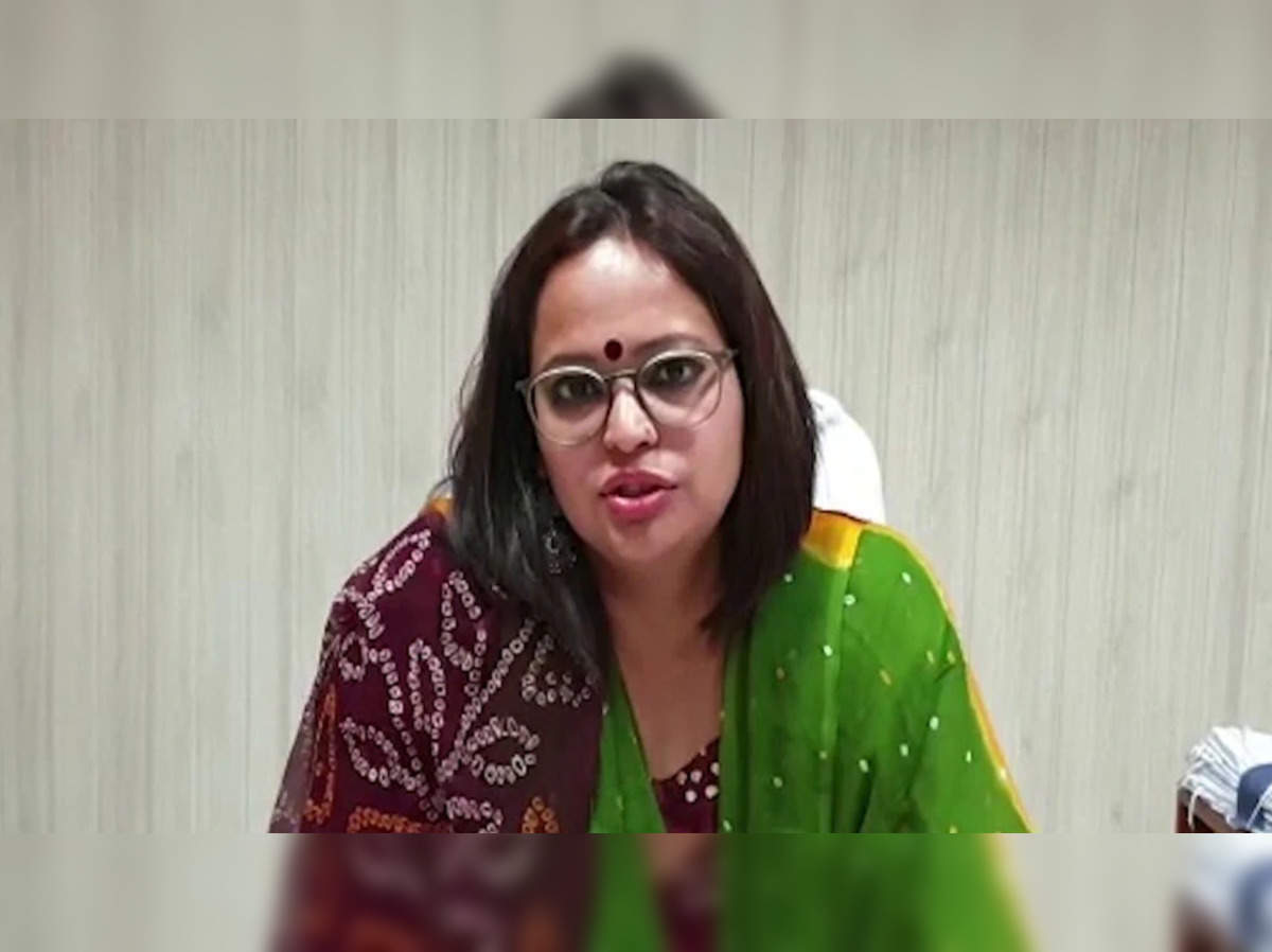 Khandwa Collector Tanvi Sundriyal transferred