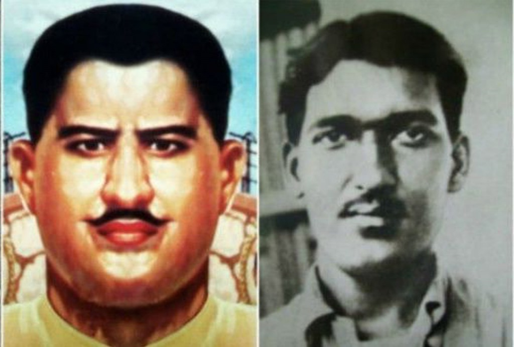 Ram Prasad Bismil and Ashfaqullah Khan
