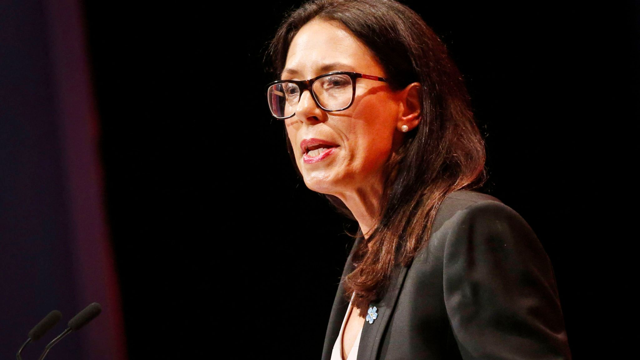 Labour politician Debbie Abrahams