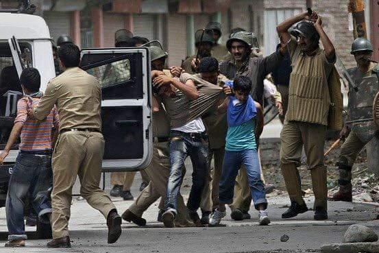 Kashmir pakistan news aaj tak