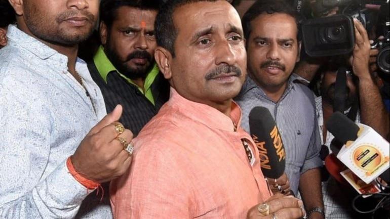 Kuldeep Singh Sengar, four-time MLA and BJP leader