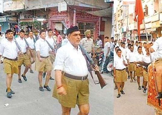 Did RSS Really Participate In The Freedom Movement