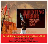 The Real Face of the RSS: An Exhibition