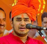 BJP's Tejasvi Surya