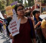 Women March India,