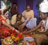 Bangladeshi Hindu men