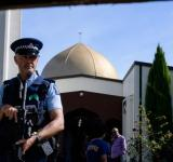 New Zealand mosque attacked