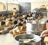 Mid-day Meal, school