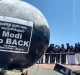 Modi, Tamil Nadu