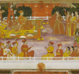 Holi in Mughal Time