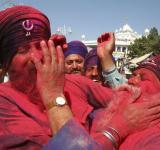 Holi in Lahore