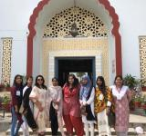 Women Leaders Summit, Women's College Campus, AMU, Arfa Khanum