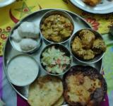 Iftar, Jain Thali