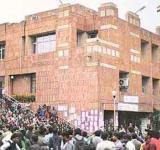 KArgil Divas on JNU Campus