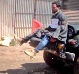 Kashmir Human Shield