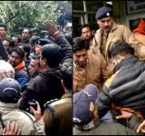 Bajrang dal, VHP, Kashmiri students