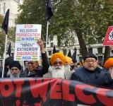 protest against modi