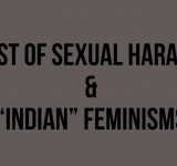 List of sexual harasser