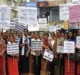 naga Women Reservation