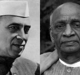 Nehru and Sardar Patel