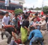 Manipur Student Protest