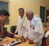 Aadhar for pension
