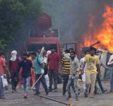 haryana Dera Follower Violence