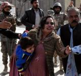 Pakistan Attack on Christian