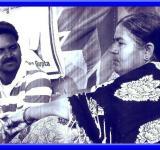Rajini and Radhika vemula