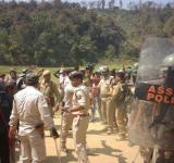 Assam Police Attacks Journalists