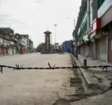 Civil Curfew, Kashmir