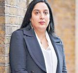 journalist Swati Chaturvedi