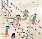 Pulwama, Kashmiri Muslims, Children
