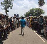 MP Govt arrests  #Kisan Mukti Yatra