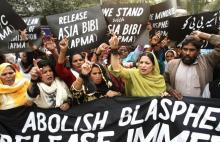 Asia Bibi, Pakistan