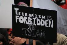 islam is against terrorism