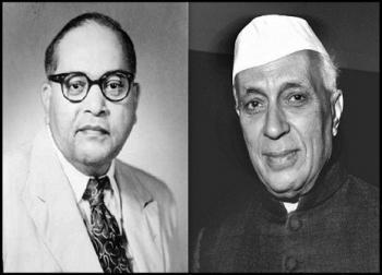 Nehru Ambedkar